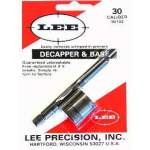 LEE DECAPPER AND BASE (Lee Decapper & Base, .30 Cal)