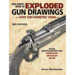 GUN DIGEST EXPLODED GUN DRAWING