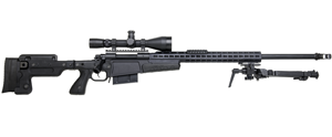 Long Range Tactical Rifle